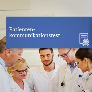 Patientenkommunikationstest